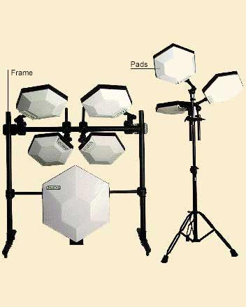 picture of Drum Kit, Electronic