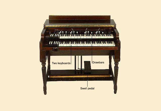 picture of Organ, Electric
