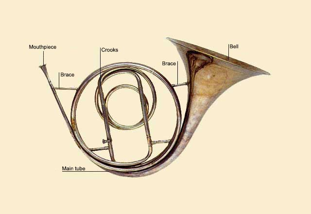 picture of Hand Horn