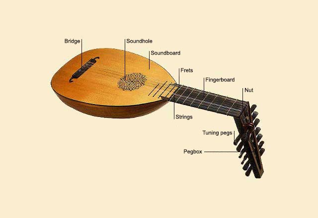 picture of Lute